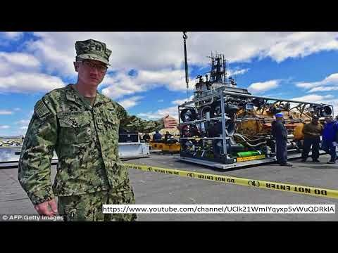 00Fast News, Latest News, Breaking News, Today News, Live News. Please Subscribe! Missing submarine riddle as NEW flag identified, Russian and US ships scramble to scene Another flag has been recognized from a missing submarine as Russian and US ships scramble to the scene, the Argentine naval...
