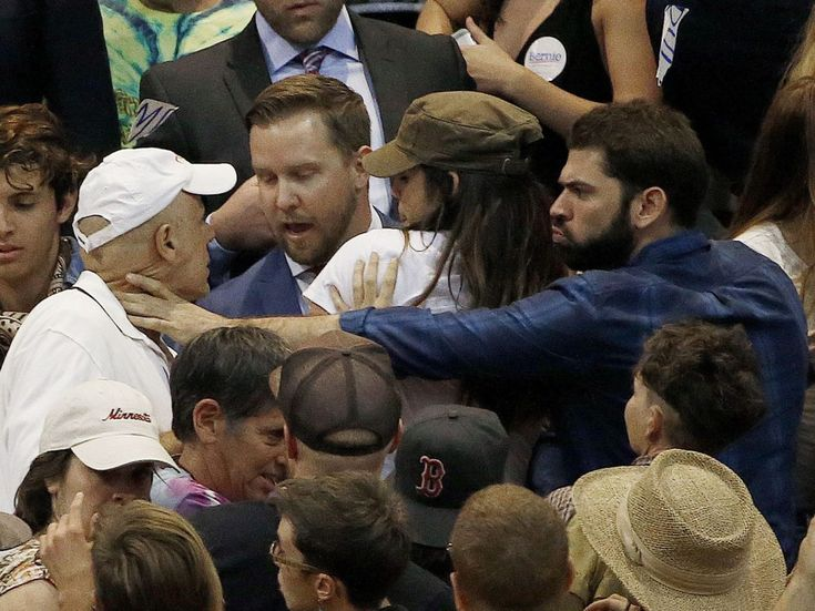 """Democrats have used trained provocateurs to instigate violence at Republican events nationwide through a tactic called """"bird-dogging."""""""