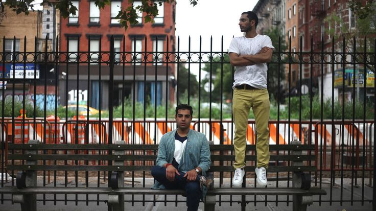 Heems and Riz MC On 'Rapping And Writing From A Very Personal Place' : NPR