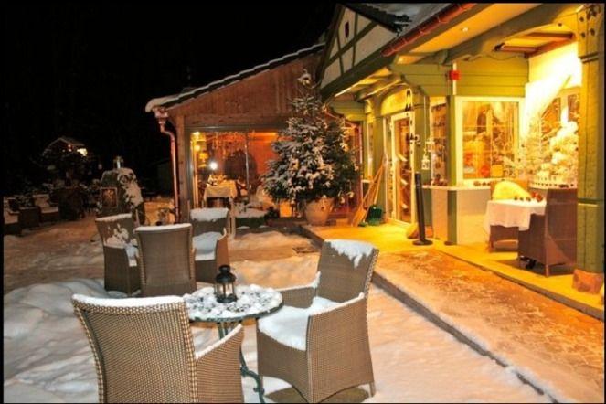 L'esprit de Noël est à La Cheneaudière