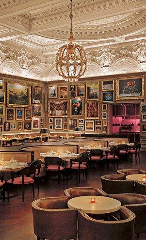 Hip hotel: The Edition Hotel, London #elleau #travel #hotels #london