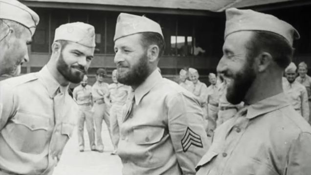 The U.S. Army Had a Beard Contest In 1941, and These Are the Entries