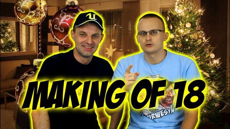 Making OF - Odcinek 18 (Halloween, Mikołajki, Przystanek, Koń)