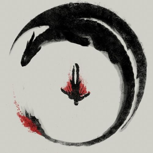 Dragon Riders unite under their new emblem!