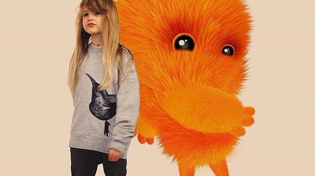 #Kids collection and friendly monsters now on #ioanaciolacu.com
