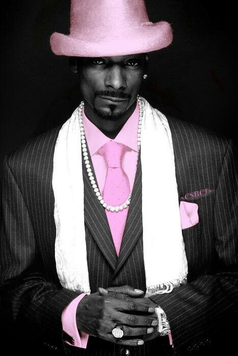 Snoop Stylish Support in my opinion For Breast Cancer Month 10/2016