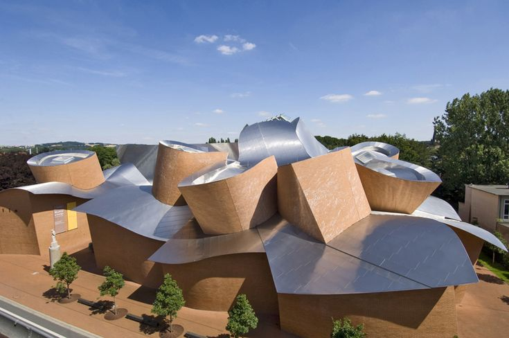Museum Marta Herford | Museum | Frank O. Gehry | Modern Architecture