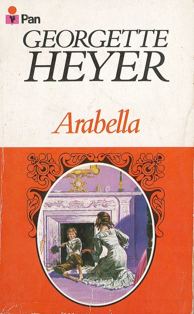 Arabella By Georgette Heyer Pan 1973 Cover Artist Unknown Pulpcrush Via Flickr