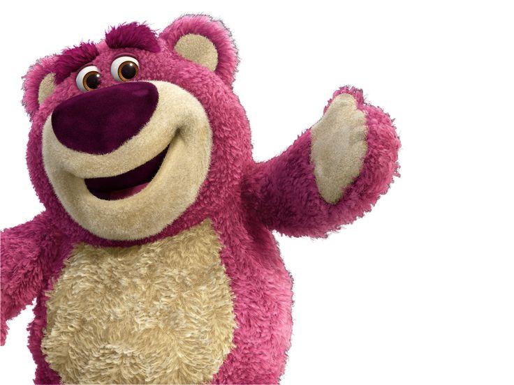 lotso abreazitos osos gigante de peluche  Toy story para imprimir