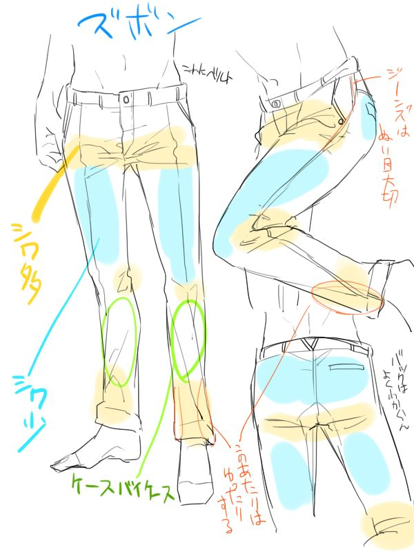 Trousers reference