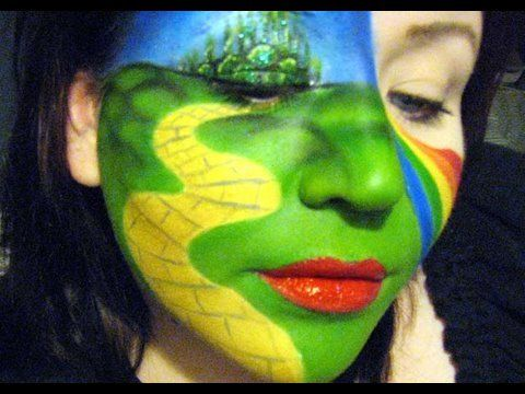 Wizard of Oz Inspired Makeup for MakeupbyTiffanyD's Contest