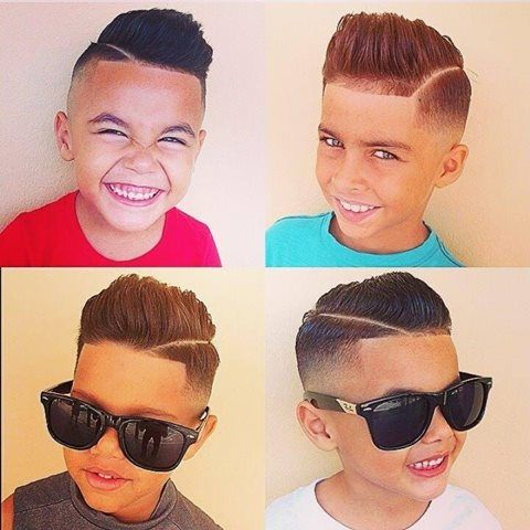 Cool Funky Haircuts for Toddler Kids 2015