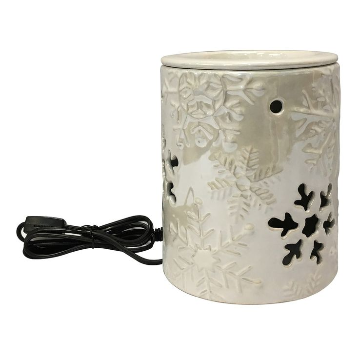 SONOMA Goods for Life™ Snowflake Wax Melt Warmer, Multicolor