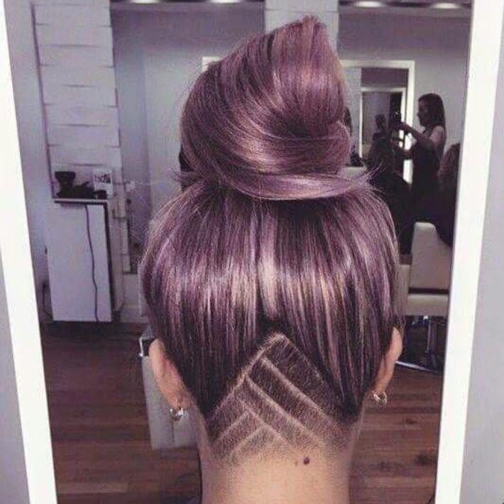 die 25 besten ideen zu undercut frauen lange haare auf pinterest women short hair pixie cut. Black Bedroom Furniture Sets. Home Design Ideas