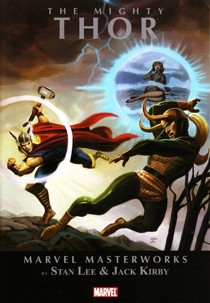 Marvel Masterworks Mighty Thor TP Vol 02