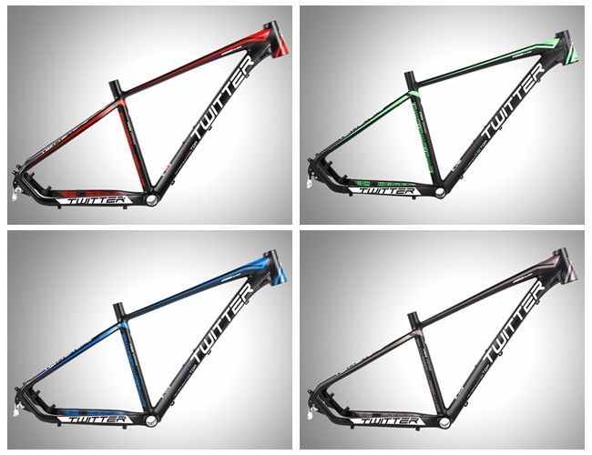 2018 Hot Selling Al7005 Aluminum 27 5er Mountian Bicycle Mtb Frame