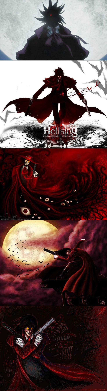Alucard hellsing