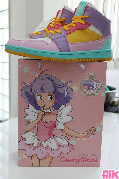 Creamy Mami Shoes { x } - ♡♥サンリオパレス★☆ would look great with some #kiss me kill me clothes