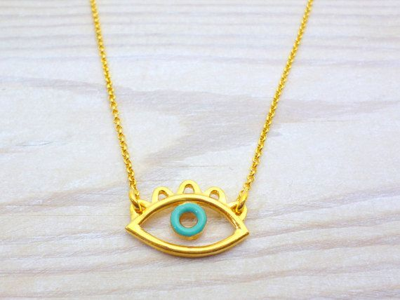 Hey, I found this really awesome Etsy listing at https://www.etsy.com/listing/269284092/evil-eye-necklace-evil-eye-jewelry