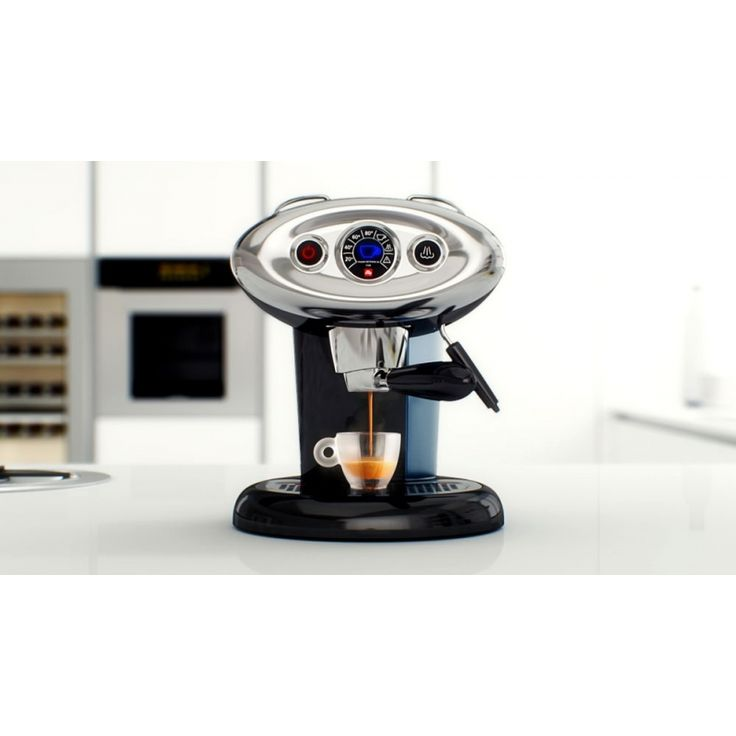 Machine espresso illy pro les machines caf expresso - Machine a cafe avec broyeur integre ...