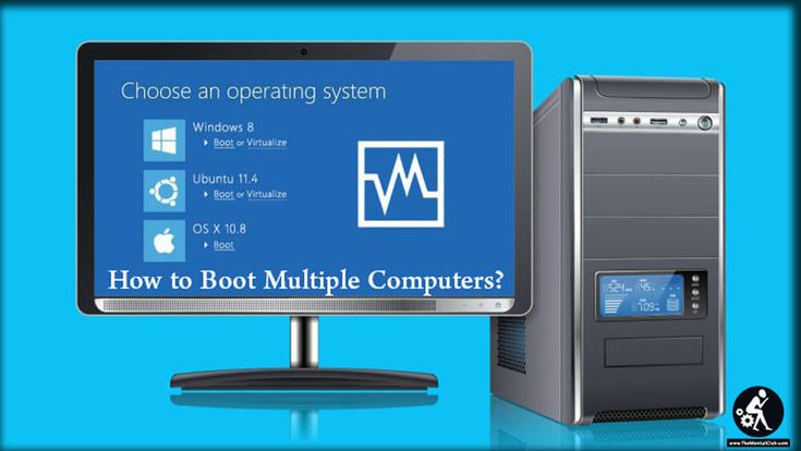 Hey Guys. Are you searching for How to Boot Multiple Computers? The process of Dual Booting on Your PC. we must say you at the right post. If you are a company or a school lab have hundreds of computers how to boot them at one time? If you know the answer you can install the operating system update maintain them simultaneouslywithout troubles.  Change Boot Menu Style of Dual Operating System Installed Computer  Nowadays with the development of computer technology especially software…