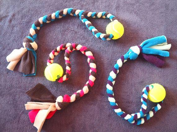 Tugs jouets pour chien