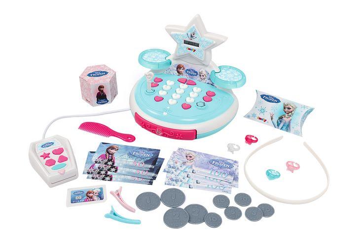 Smoby frozen beauty shop #frozen #disney #simbatoys #happy #kids #toys