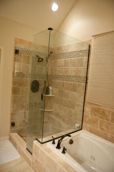 22 best Shower Tile examples images on Pinterest | Bathroom ideas ...