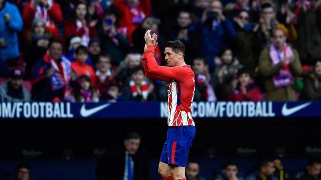 "Atlético de Madrid: Torres: ""Afronto cada partido en el Atlético como si fuera el último"" | Marca.com http://www.marca.com/futbol/atletico/2018/01/28/5a6e1402e5fdea123d8b457f.html"