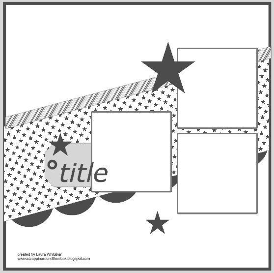 Tips for using Scrapbook Layout Sketches — Craft Smith