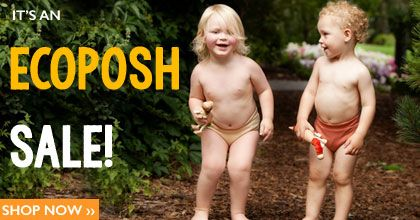 It's an #Ecoposh Sale!  Check it out: http://www.naturebumz.com/clearance-sales-specials.html