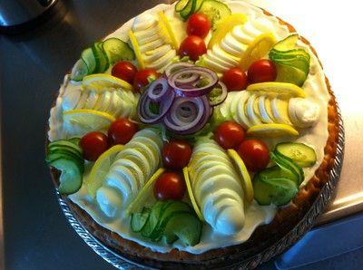 Veronica's Cuisine - Simple sandwich cake