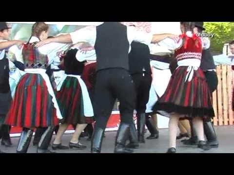 Traditional Hungarian music and dance  Táncolkodó - Felcsíki mulatságok