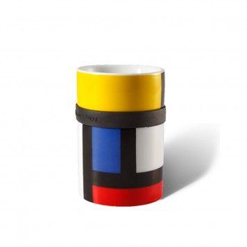 Ring Thermo Mug Mondrian