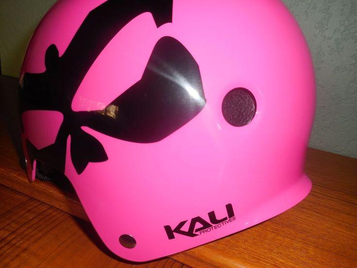 Kali Maha Neon Graphic BMX Bicycle Skate  Wakeboard Cycling Bike Helmet M Medium #Kali