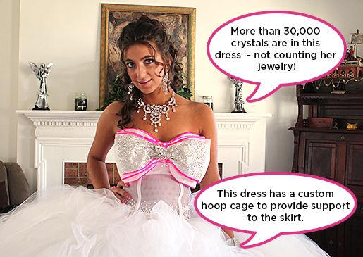 gypsy shyanne wedding dress photo facts mbfagw