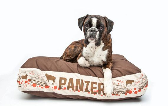 Large dog bed - customizable