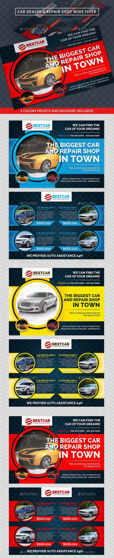 best images about car flyer creative promotion car dealer auto services commerce wide flyer