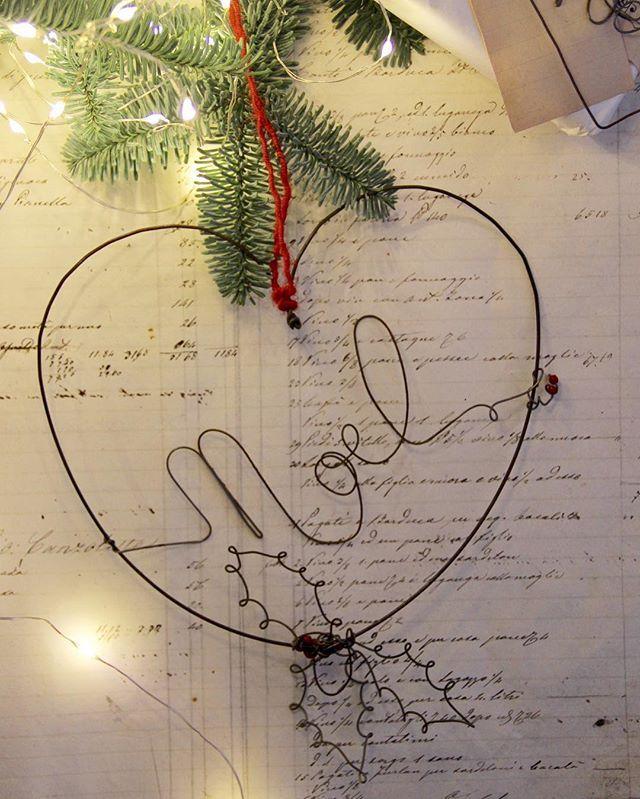 Parce que  j' Noel  Un cuore per chi il Natale lo ama per davvero  Per info ⬆️mail o direct