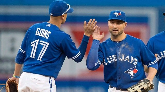 Ryan Goins and Kevin Pillar came into the season as spare parts, but it's hard to imagine the Blue Jays being where they are without the two of them.