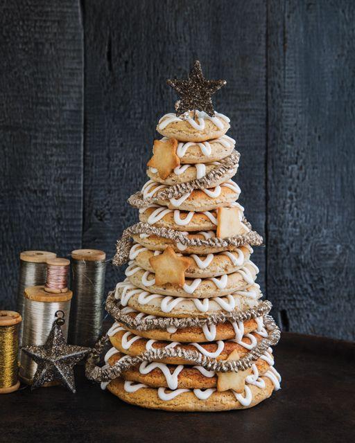 Norwegian Kransekake Stacked Holiday Cake Best