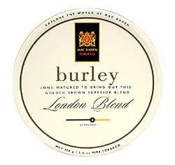 Mac Baren Burley London Blend Tobacco Reviews - Pipe Tobacco Reviews - LuxuryTobaccoReviews.com