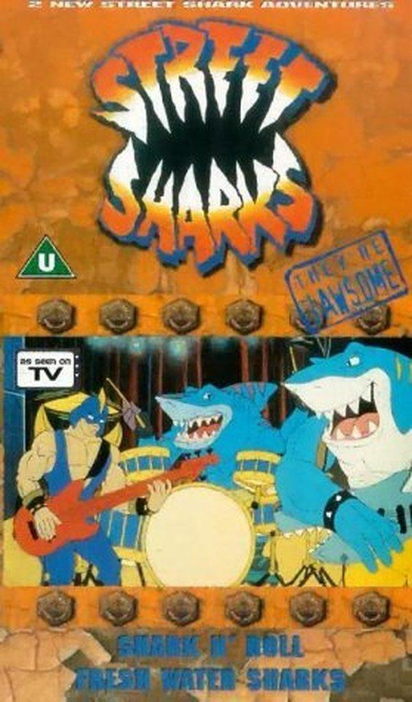 Street Sharks (TV Series 1994–1996)