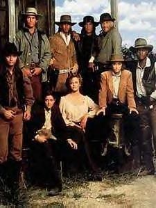 FAVORITE SHOW OF ALL TIMES!!!!!!!  The Young Riders!!!  I can just about quote very episode!  :D