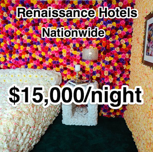 "Guess How Much These ""Romantic"" Hotel Rooms Cost"