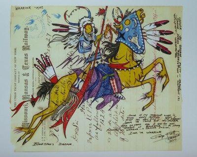 George Flett - Native American Art