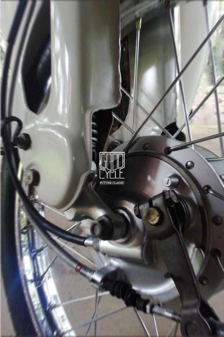 Super Cub Aaahhhhh No More Ocd T Honda Wiring Diagram C700 Goodcycle