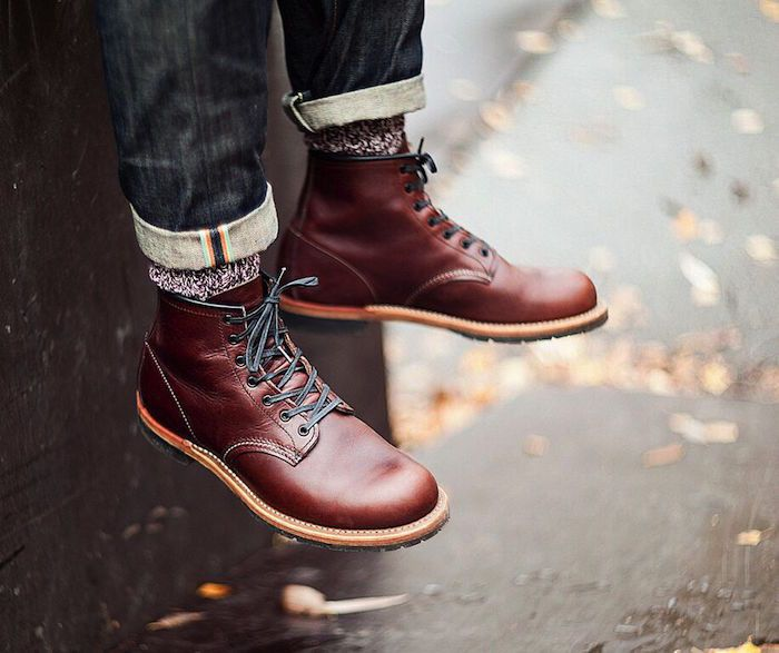 Red Wings Beckman selvedge