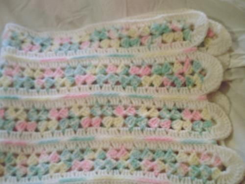Baby Angel Afghan Free Crochet Pattern : 78 best images about Mile a Minute Crochet on Pinterest ...