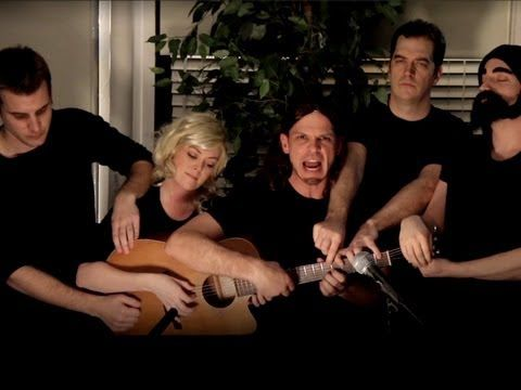 Love this!!  Walk Off the Earth does a way good Gotye cover.  Way. : )